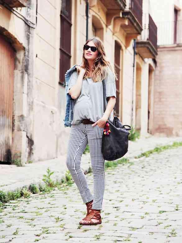 pantaloni cu dungi 5