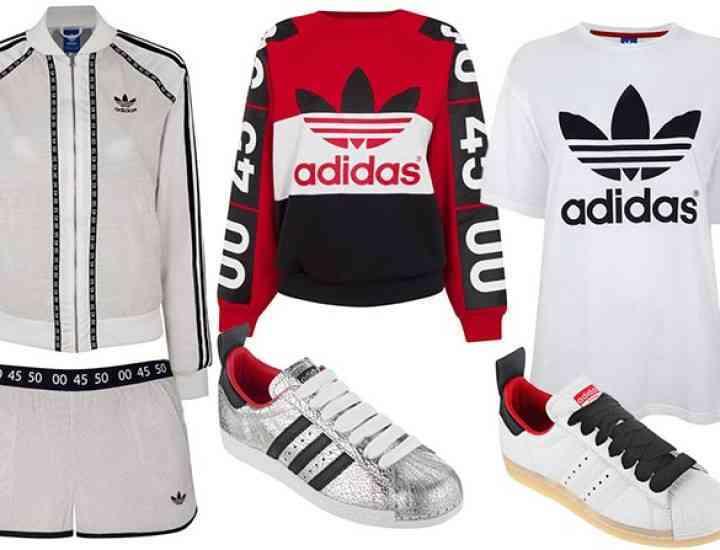 Topshop x Adidas Originals o nouă colaborare pentru vara 2015