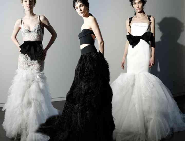 Vera Wang prezintă o colecție neconvențională de rochii de mireasă în 2016