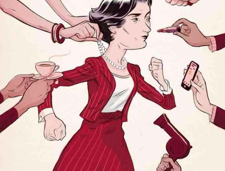 De ce petrec femeile ore în șir în fața oglinzii?