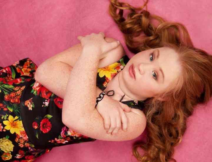 Un model de 18 ani cu sindromul Down vrea să schimbe lumea modei