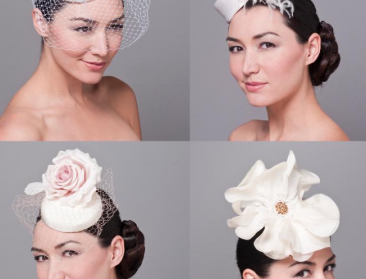 Pălăriile de mireasă