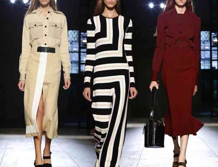 Colecția Victoria Beckham primăvară / vară 2015 – New York Fashion Week
