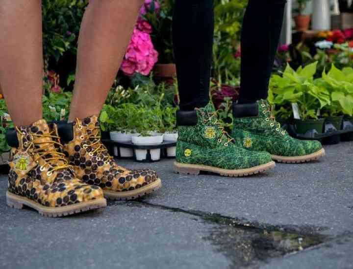 Billionaire Boys x Timberland – nouă colaborare pentru primăvara / vara 2015
