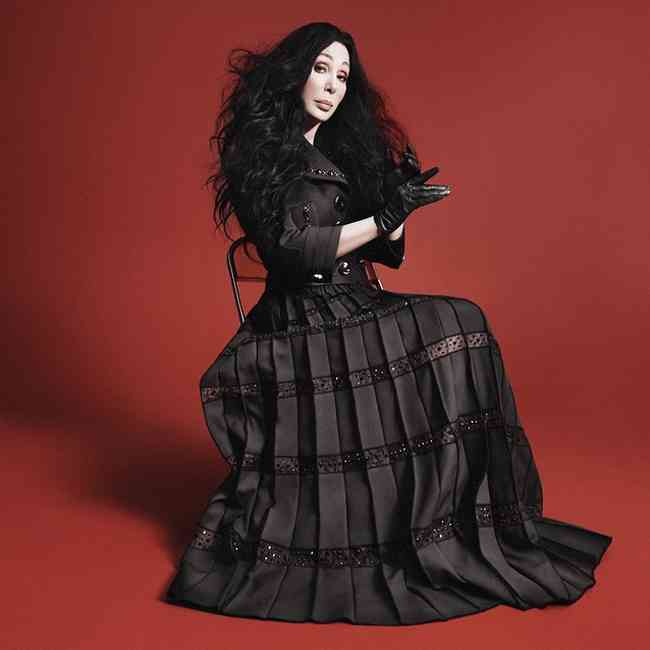 cher in campania marc jacobs