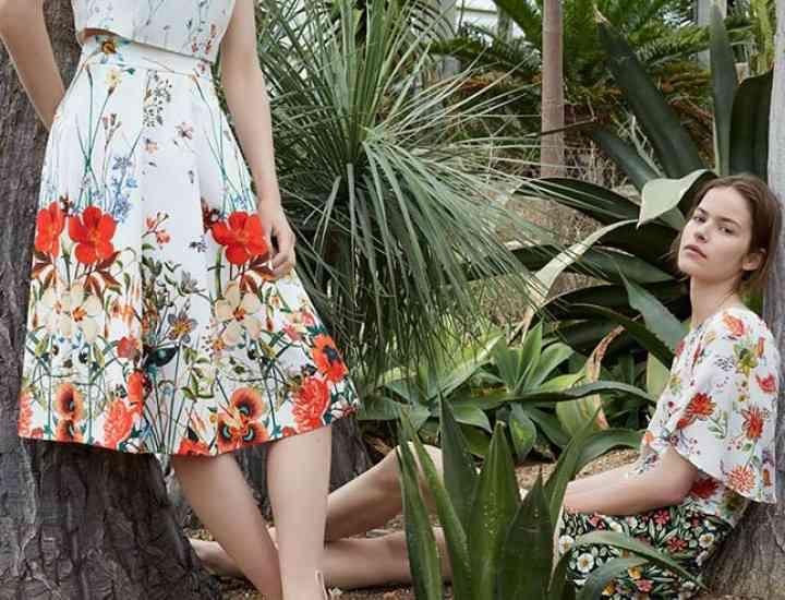 Imprimeurile – vedetele noii colecții Zara