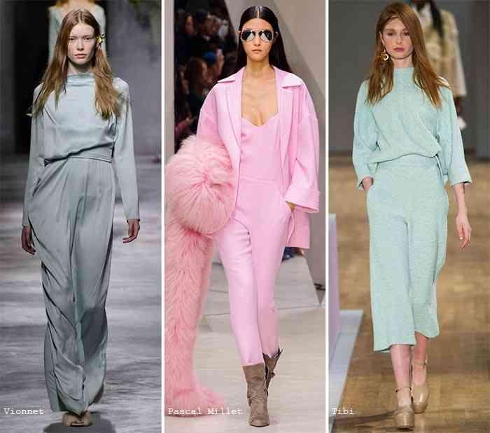 culori pastel la moda 2015 - 2