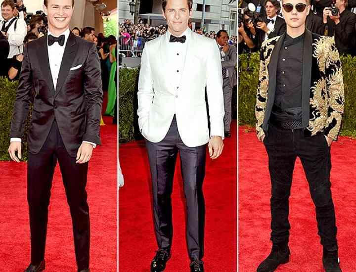 Cei mai eleganți bărbați la Met Gala 2015