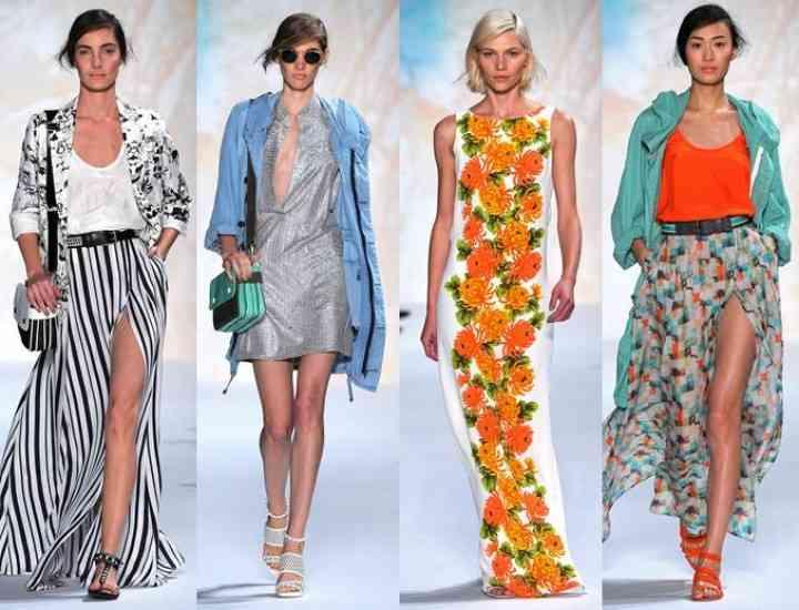 Florile si imprimeurile rochiilor de vara