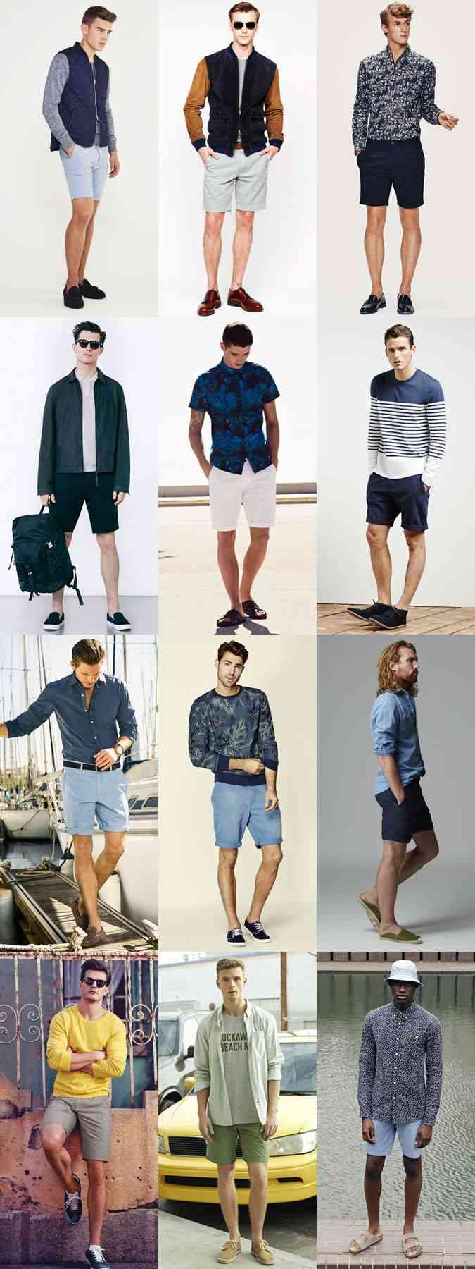 pantaloni scurti barbati 1