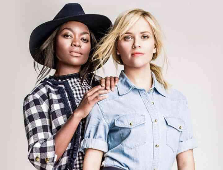 Reese Witherspoon a lansat o linie de haine și accesorii!