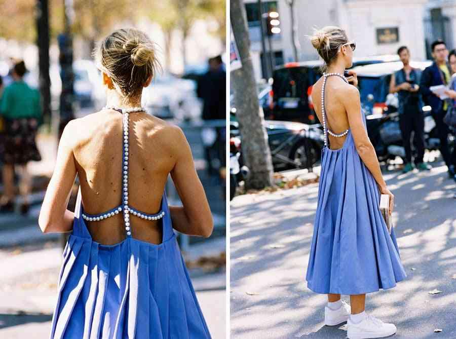 rochii fara spate 2015 -