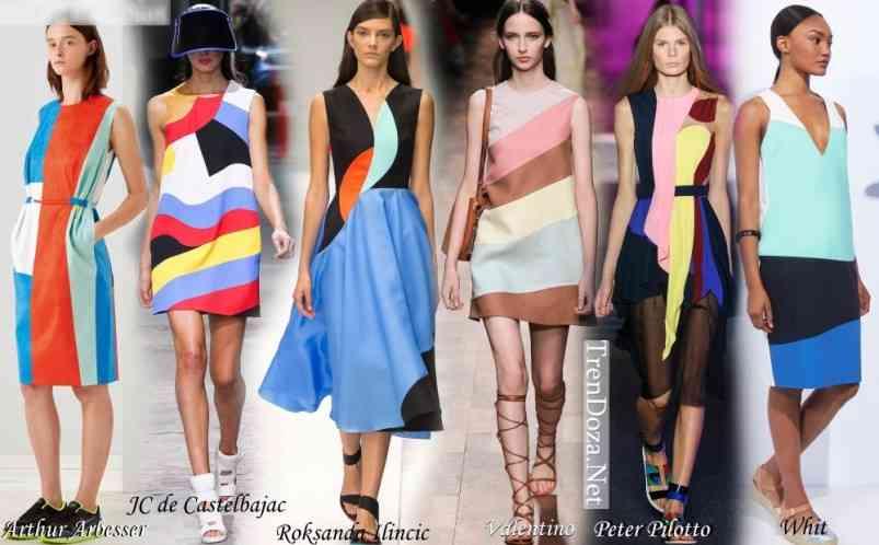 rochii imprimeuri 2015