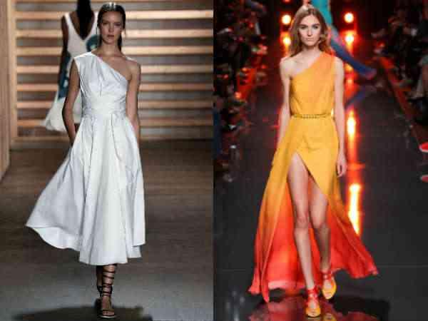 rochii stil grecesc