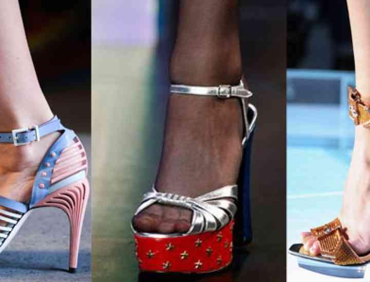Modele de sandale recomandate de designeri anul acesta