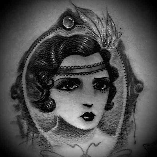 tatuaj portret