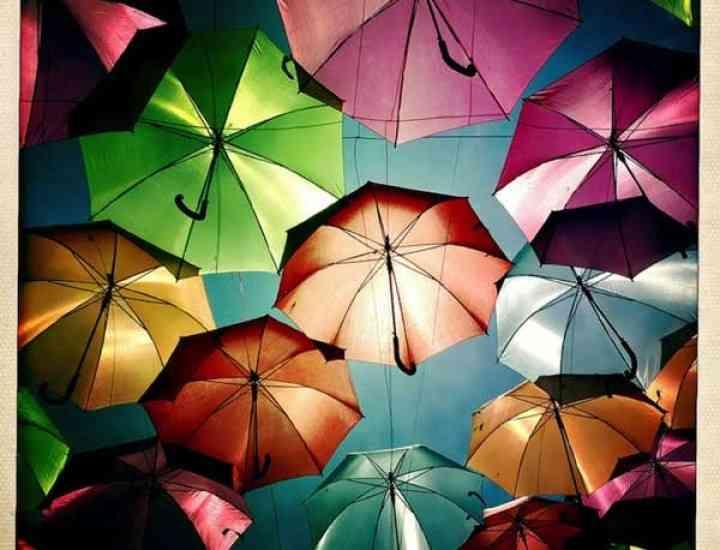 Umbrela, un accesoriu chic