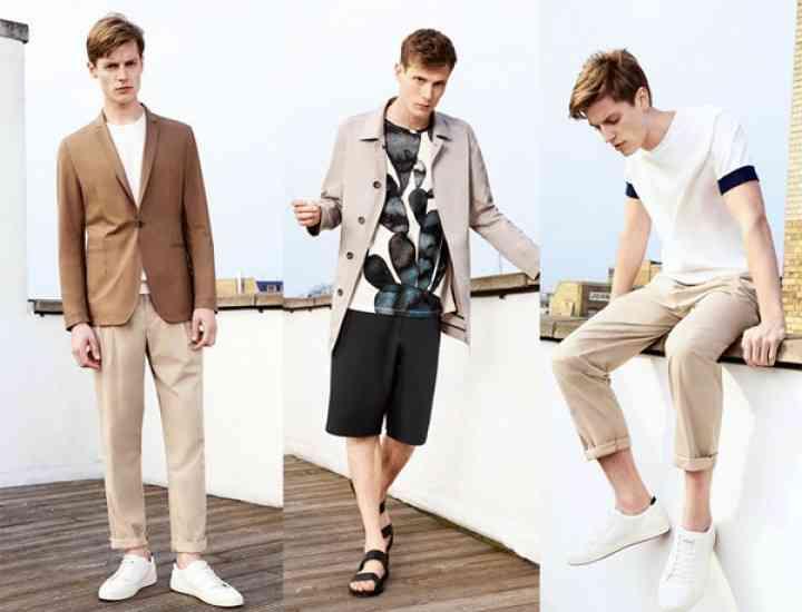 Costume pentru bărbați Zara 2015