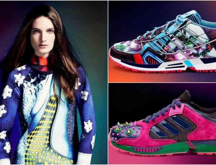 O nouă colaborare de succes – Adidas Originals și Mary Katrantzou