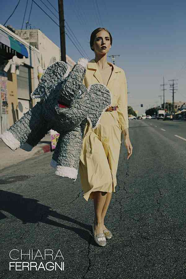 Chiara Ferragni  moda