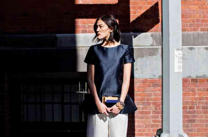 Cum să porți fusta pantaloni (Culottes) în vara 2015