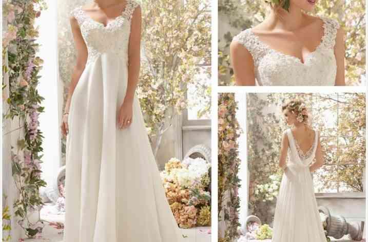 Rochii de mireasă: Modele de rochii de mireasă inedite