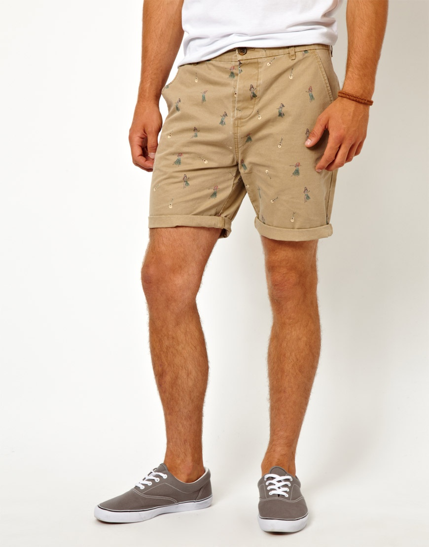 Pantaloni scurţi print