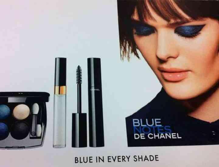 Chanel Blue Rhythm – noua colecție de machiaj lansată de Chanel