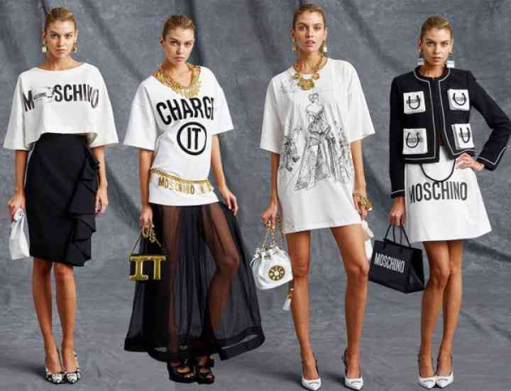Colecția Moschino Resort 2016
