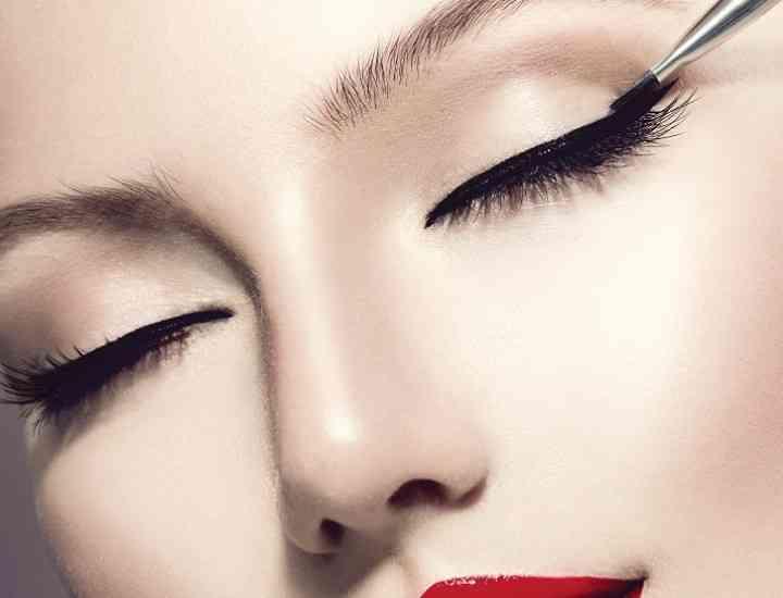 Cum să aplici corect eyelinerul