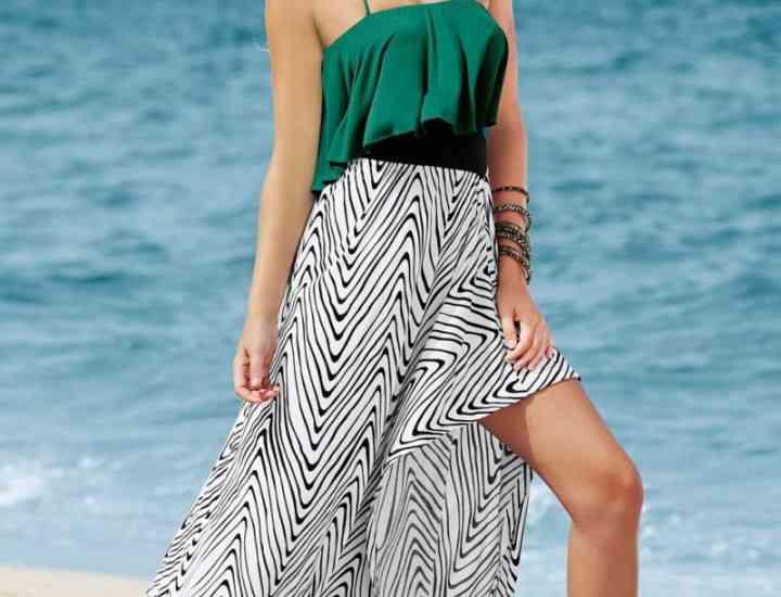 Dovedeşte că eşti o adevărată fashionista chiar şi pe plajă!