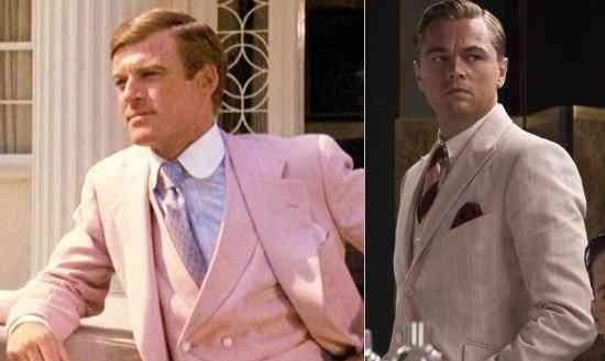 marele gasby vestimentatie roz