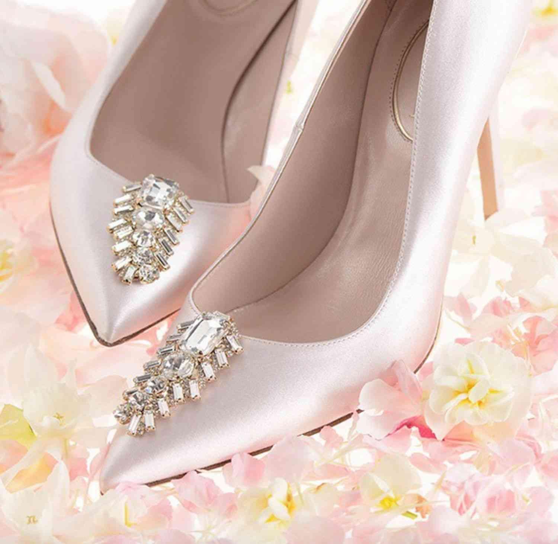 pantofi de nunta tendinte