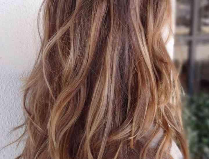 Deschide culoarea părului în mod natural