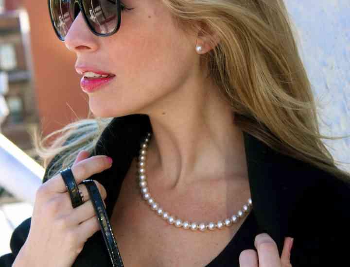 Cum porţi cel mai bine accesoriile cu perle