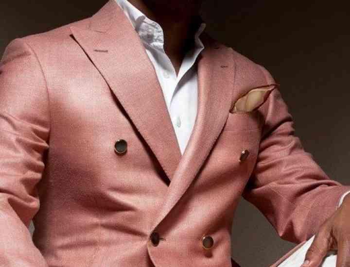 Bărbaţii pot purta roz? Idei şi ţinute