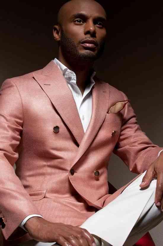 roz sidef pentru ten inchis
