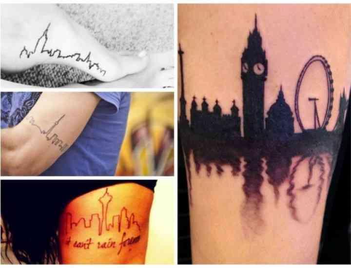 Idei de tatuaje pentru iubitoarele de călătorii