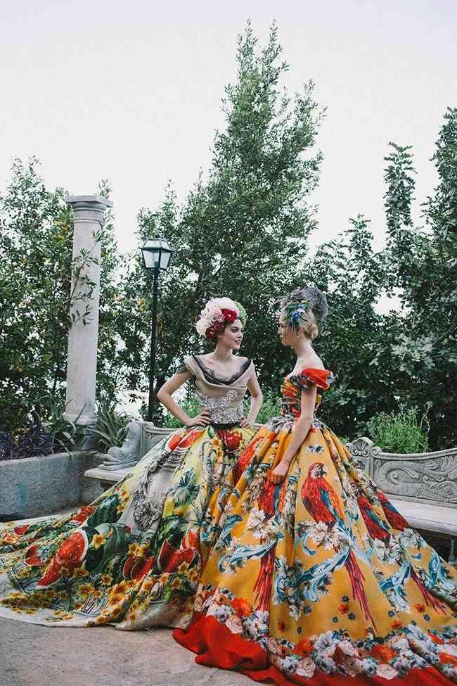 Dolce & Gabbana  gradina