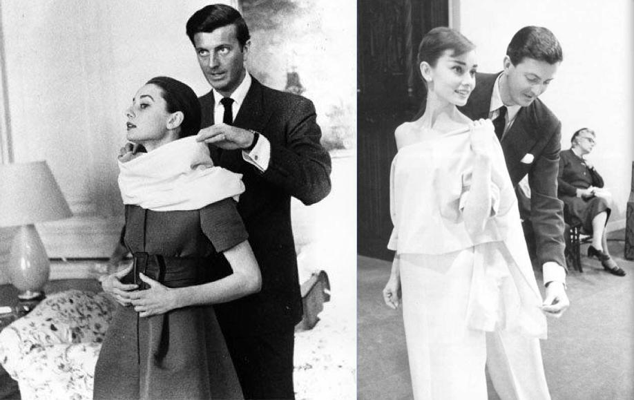 Hubert De Givenchy moda