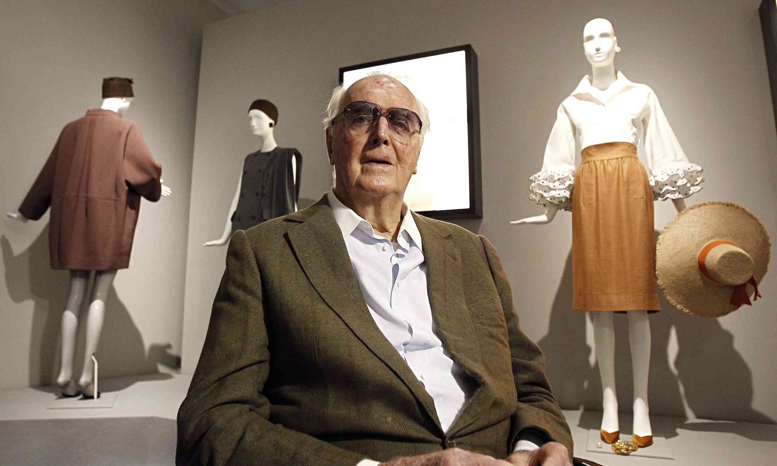 HUBERT DE GIVENCHY PRESENTS HIS FIRST RETROSPECTIVE IN MADRID