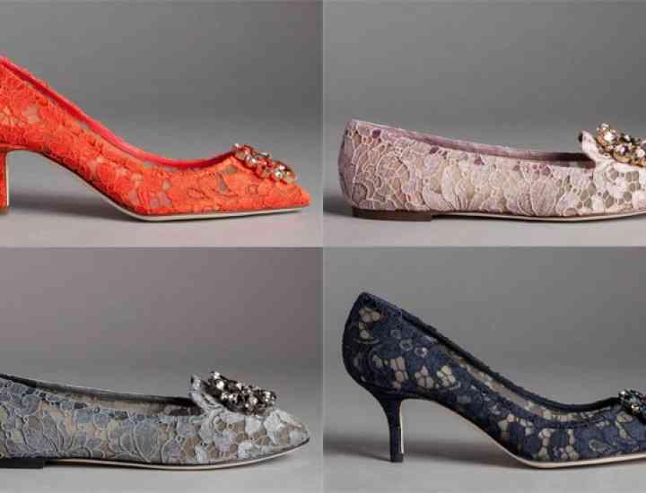 Tendințe pantofi 2016 – Colecția Dolce & Gabbana pentru toamna / iarna 2016