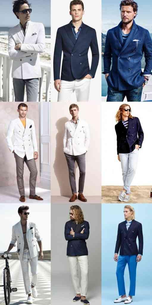 blazer  Cum să obții un look marinăresc blazer1