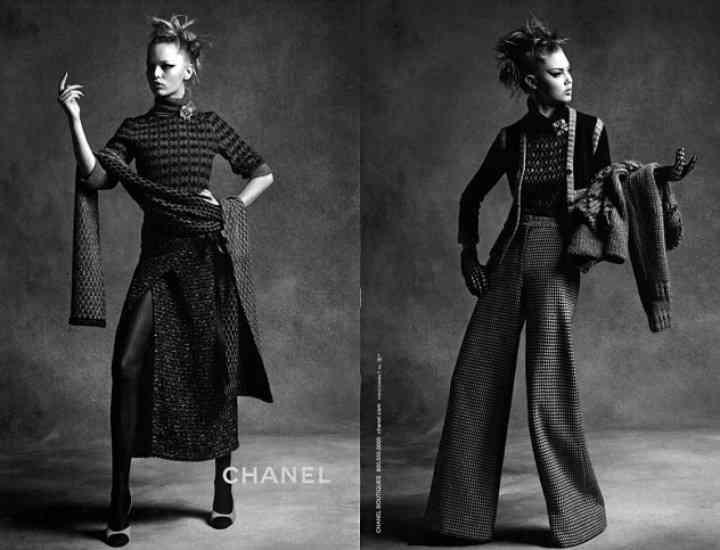 Campania Chanel toamnă 2015 – un mix între lux și simplitate