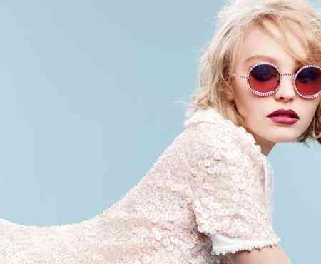 chanel-eyewear-lily-rose-depp-450x370
