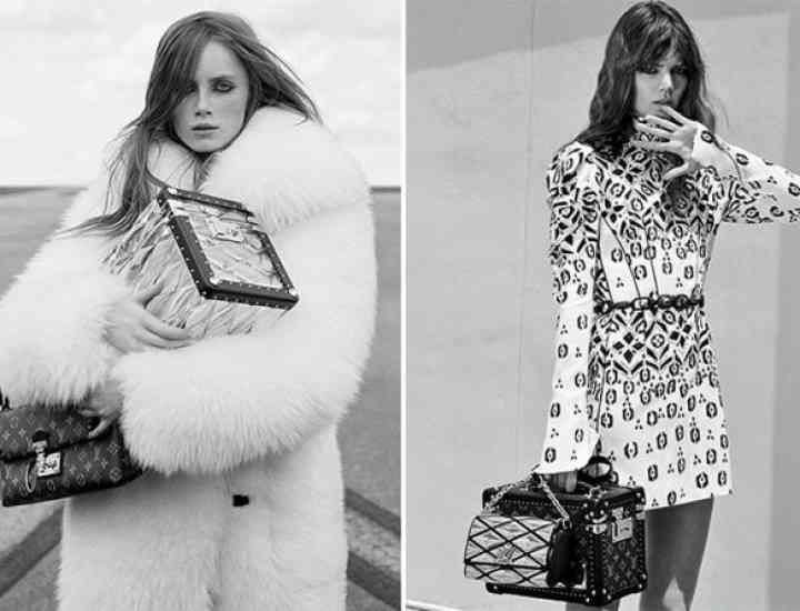 Campania Louis Vuitton toamnă/iarnă 2015-2016