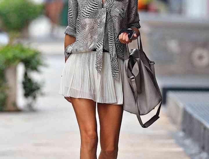 Lecţie de stil de la fashion icon-ul Olivia Palermo