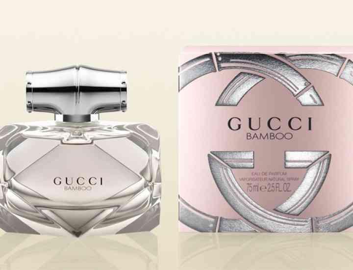 Gucci Bamboo – cel mai recent parfum lansat de casa de modă
