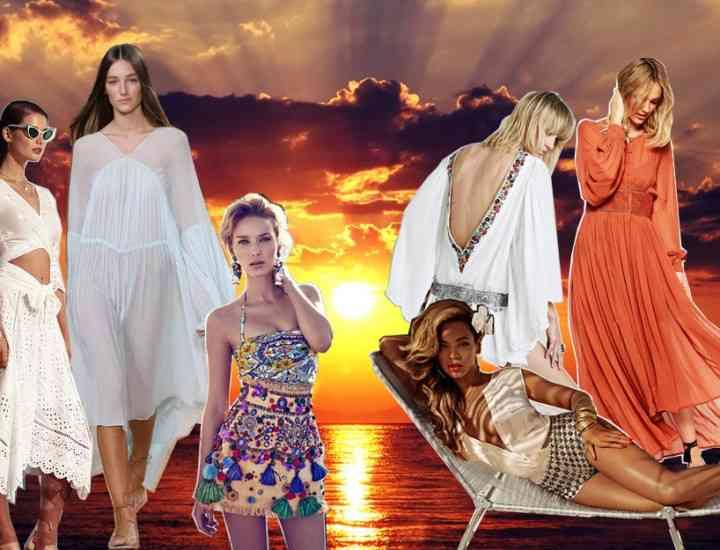 Cum să te îmbraci la o petrecere pe plajă