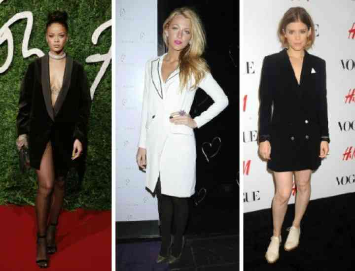Trend alert: Rochia sacou este la modă!